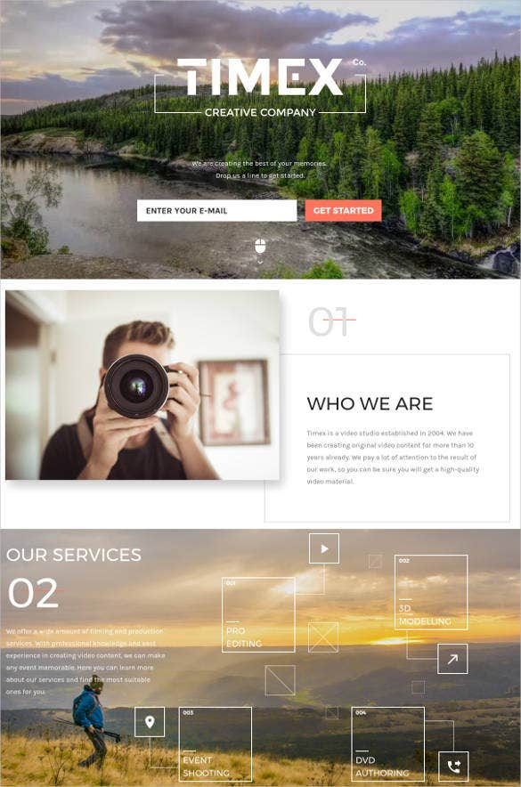 design studio jquery html5 website template
