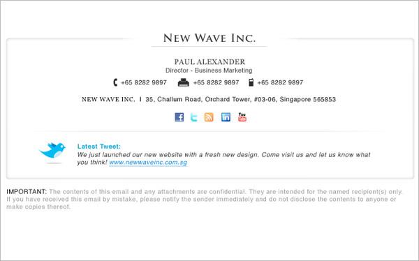 Email Signature Logo Download
