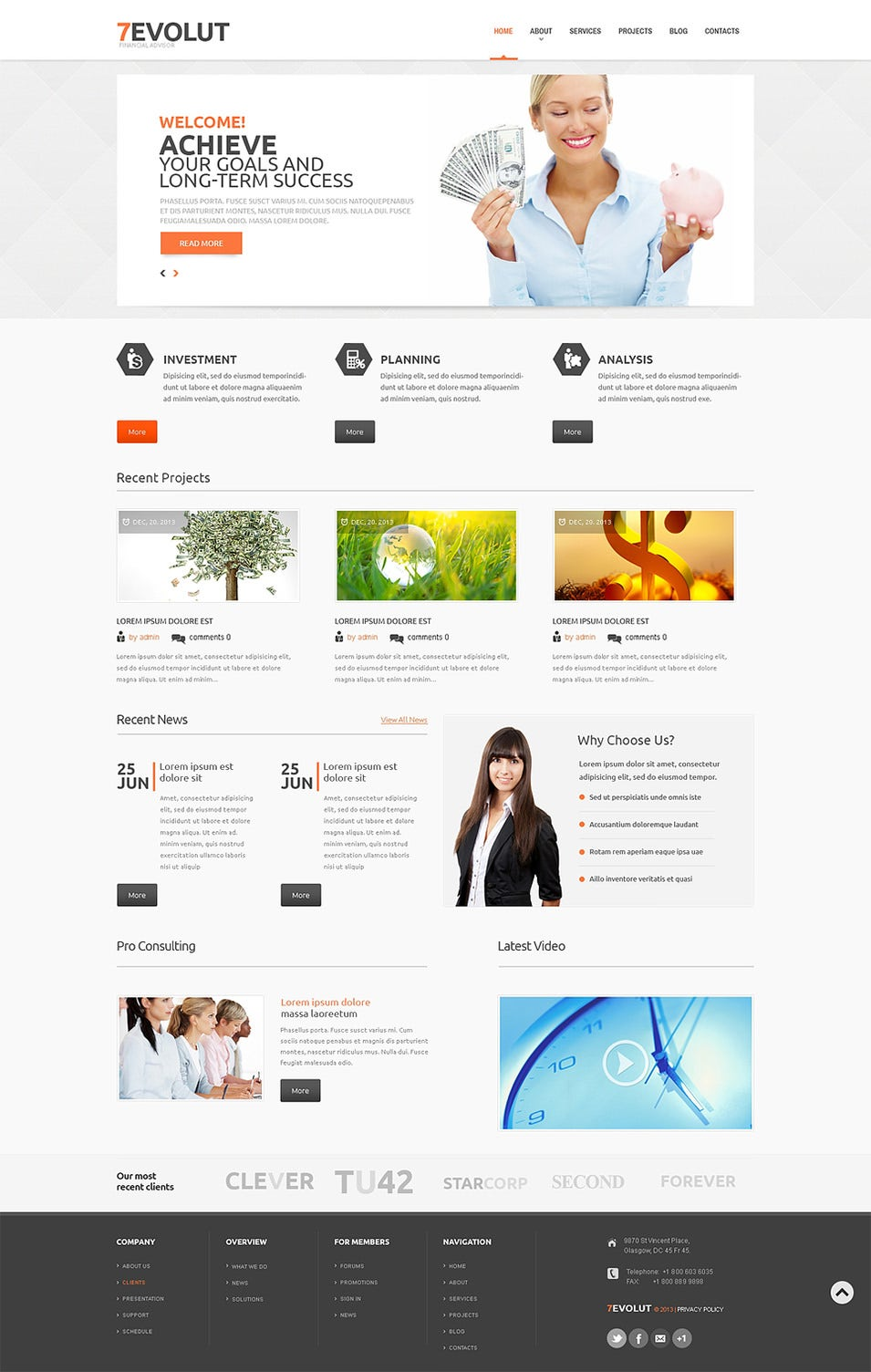 financial advisor wordpress theme2