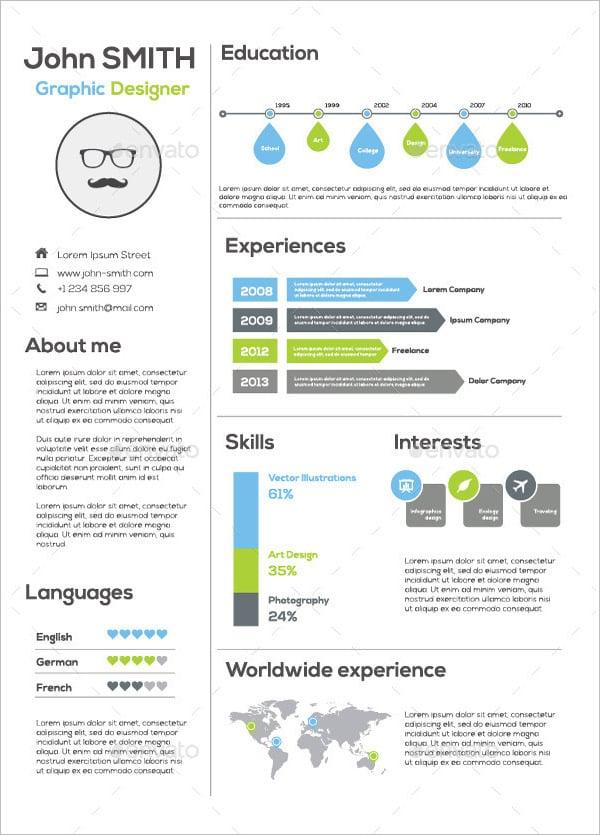 Graphic Designer Resume In Word...</div> </div>  <div class=