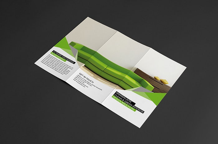 interior design brochure template1