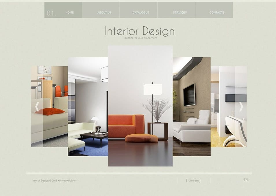 Furniture Design Templates 8+ best swish interior website themes & templates | free & premium