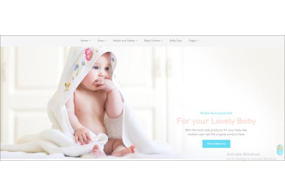 kids toys responsive shopify theme