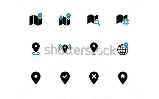 map icons 3