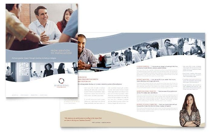 Best Business Marketing Plan Template   Free Psd Esi Format