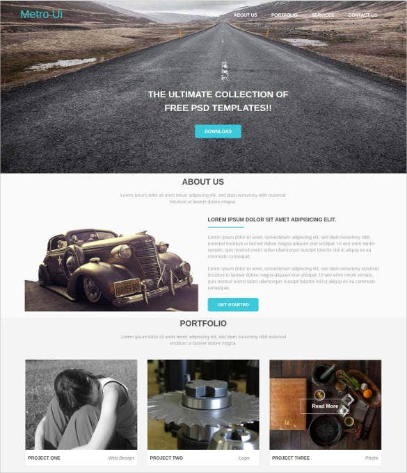 metro-ui-html-website-template