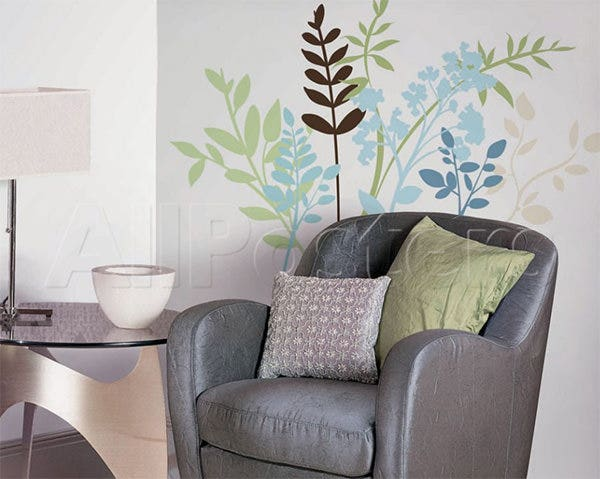 multi branches wall decal at allposters