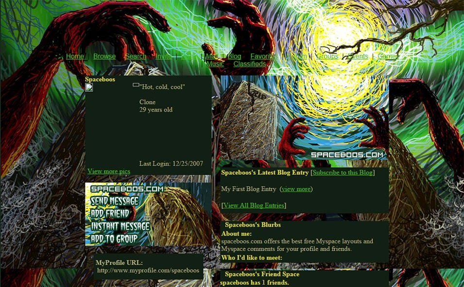 myspace layouts layout preview2