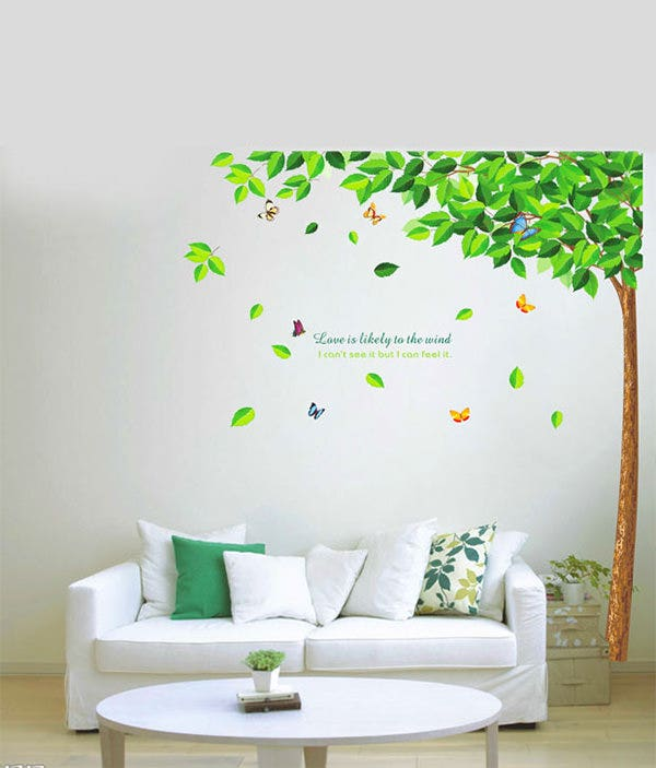 60 best wall decor stickers posters free amp premium elephant wall decal animal wild zoo leopards cheetahs