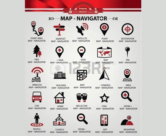 navigator icons