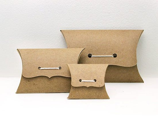 pillow packaging