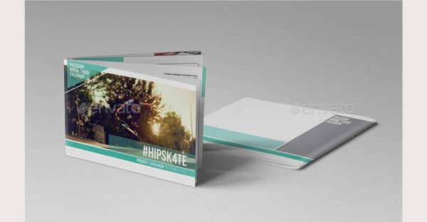 Brochure Catalogs A5 Lanscape