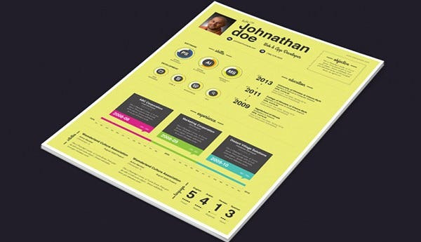 Print-Ready-Resume-Templates-with-Creative-Flare