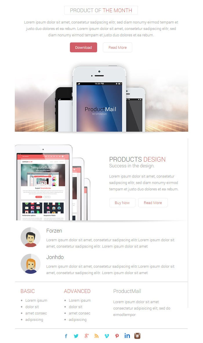 mobile advertising templates premium templates get back to the roots of advertising this product mail styled mobile advertising this professional looking comes all the tools