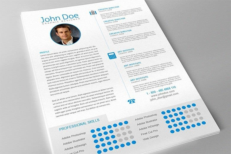 professional resume 31