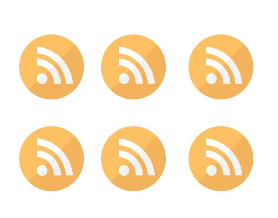 rss feed icon 12