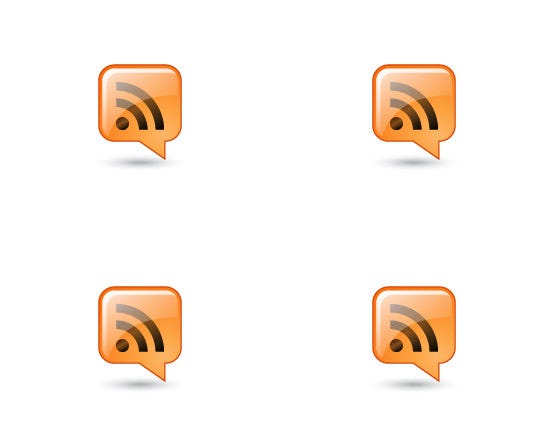 rss feed icon 3