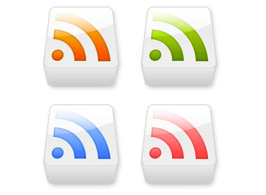 rss icons 2