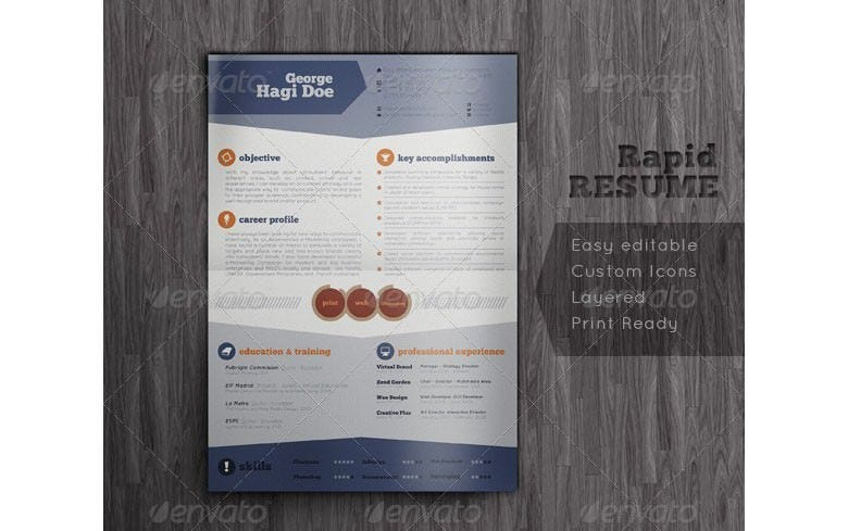 rapid resume