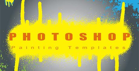realisticphotoshoppaintingtemplates