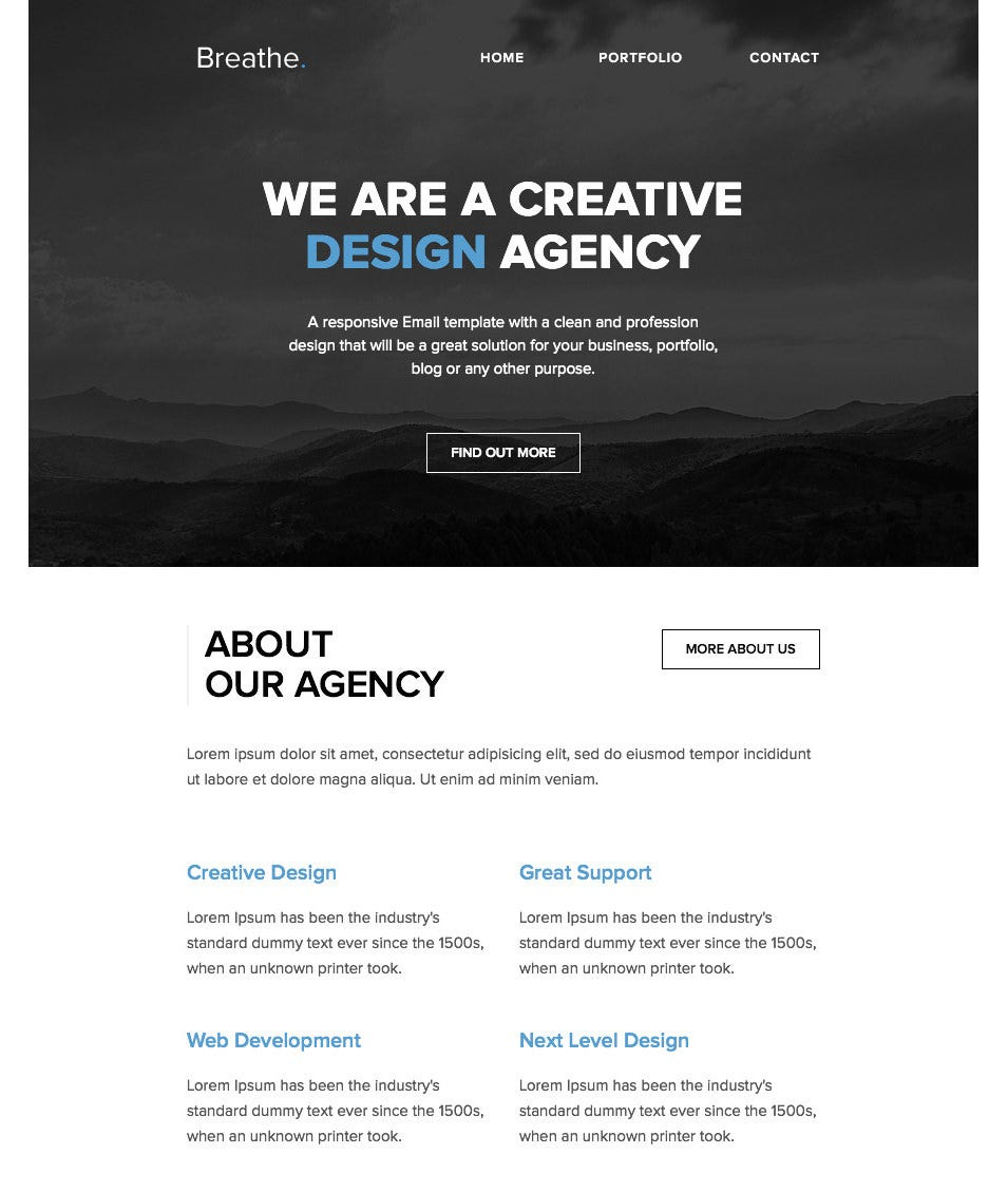 responsive email 1