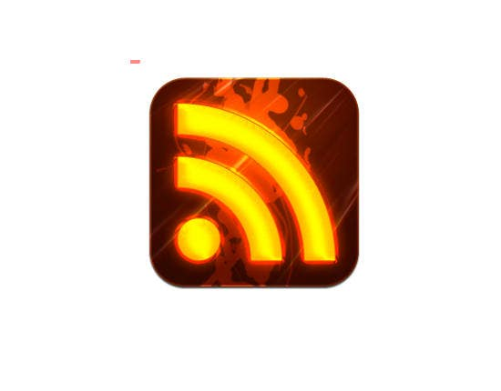 rss feed icon 21