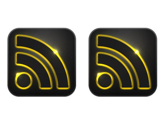 rss feed icon 5