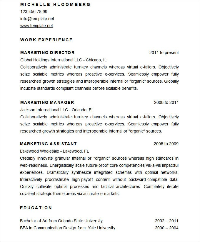 Marketing Director Free Resume Samples Blue Sky Resumes AppTiled Com Unique  App Finder Engine Latest Reviews  Director Resume