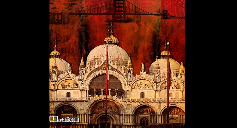 san marco canvas prints western architecture printings