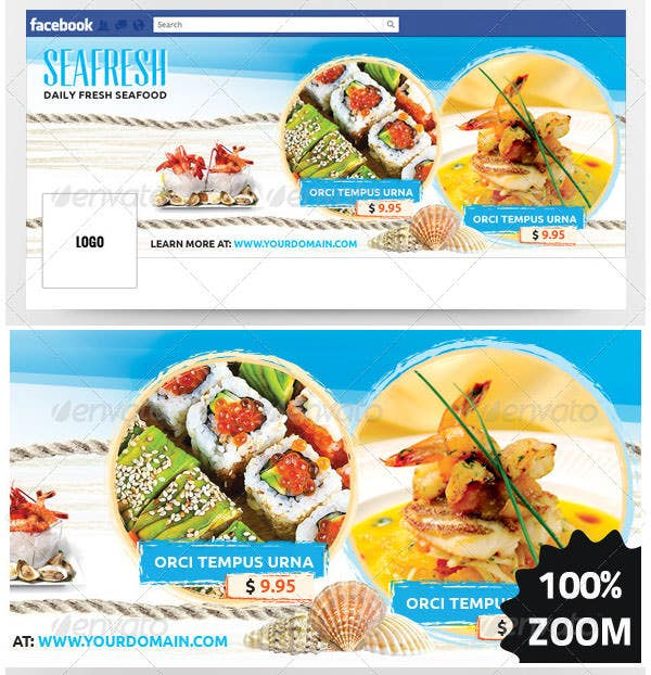 seafood timeline cover