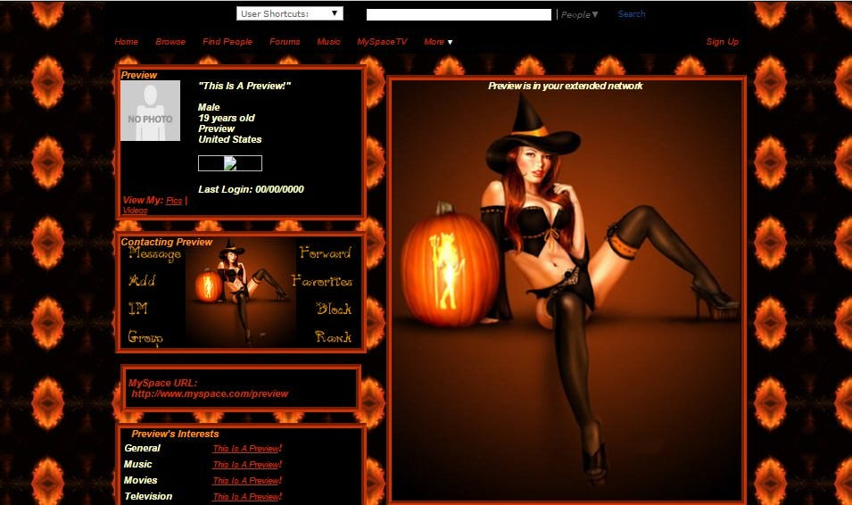 sexy moving halloween myspace layouts myspace sexy moving halloween layouts sexy moving halloween layouts for myspace