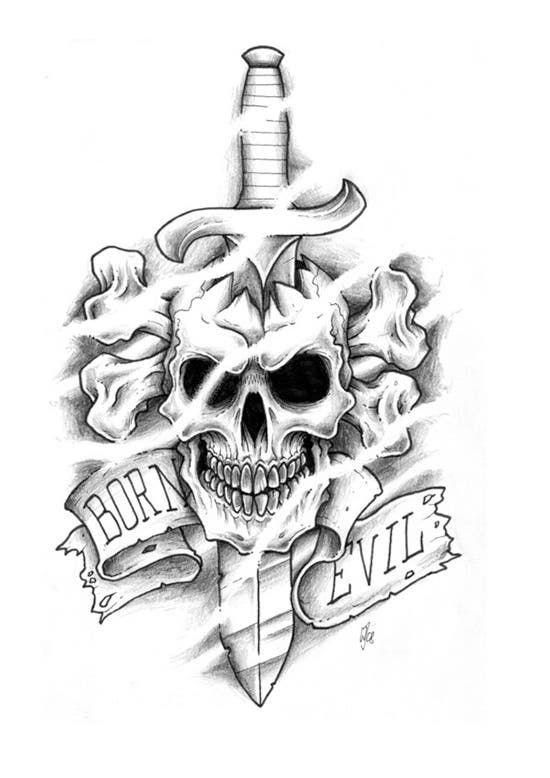 tattoo design 7
