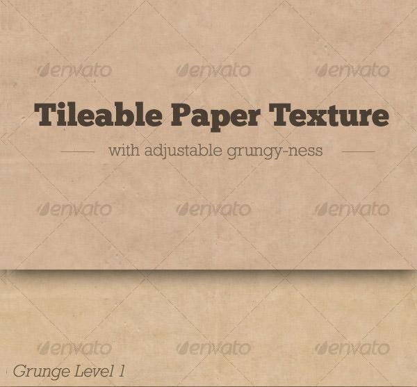 tileable paper texture