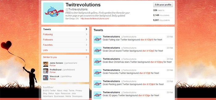 twitrevolutions twitrevolutions on twitter4