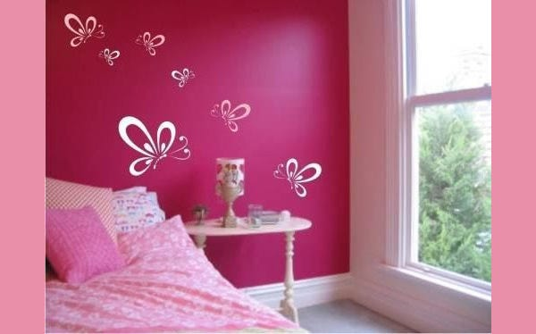 wall decor stickers - Wall Designs Stickers