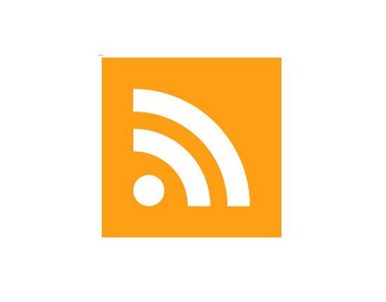 web rss feed metro icon