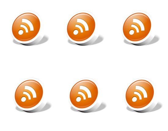 webdev rss feed icon