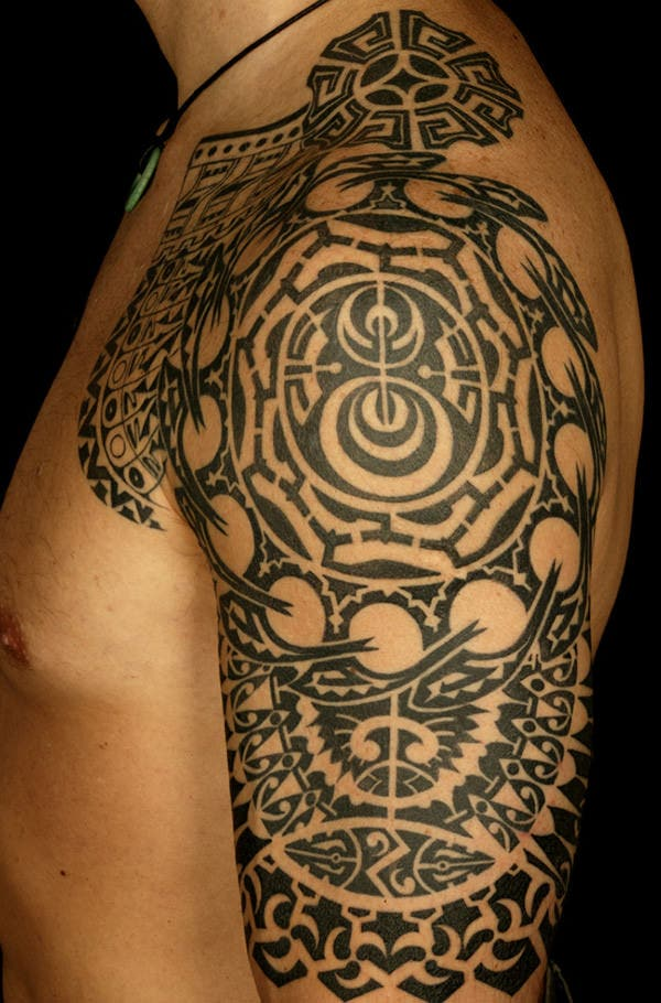 abstract art tattoos copy