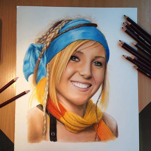 amazing pencil drawings copy