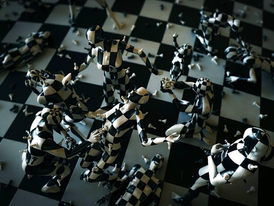 chess 3d art copy