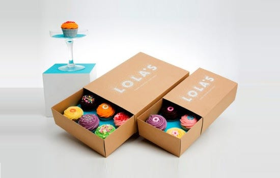 cupcake packaging