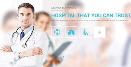 hospitaljoomlatemplates