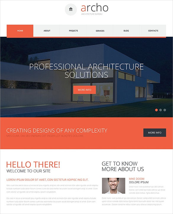 awesome construction company website template 28