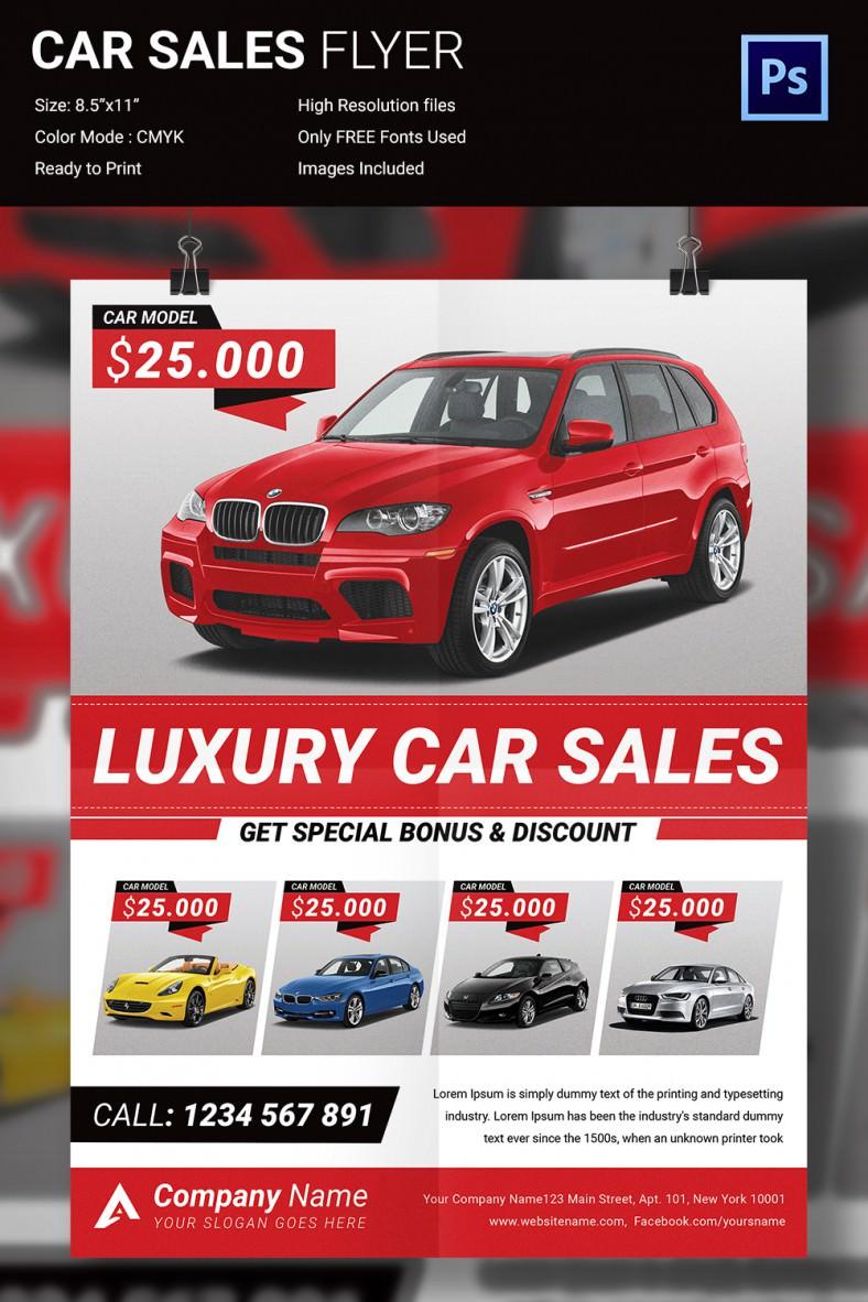 car rental flyer template | datariouruguay