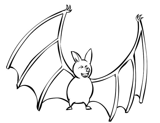 Bat Template  Animal Templates  Free  Premium Templates