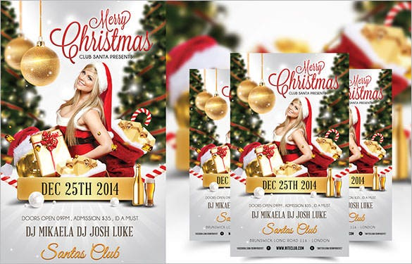 christmas flyer free - Jcmanagement.co