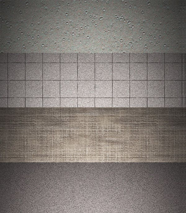 16 tileable stone textures