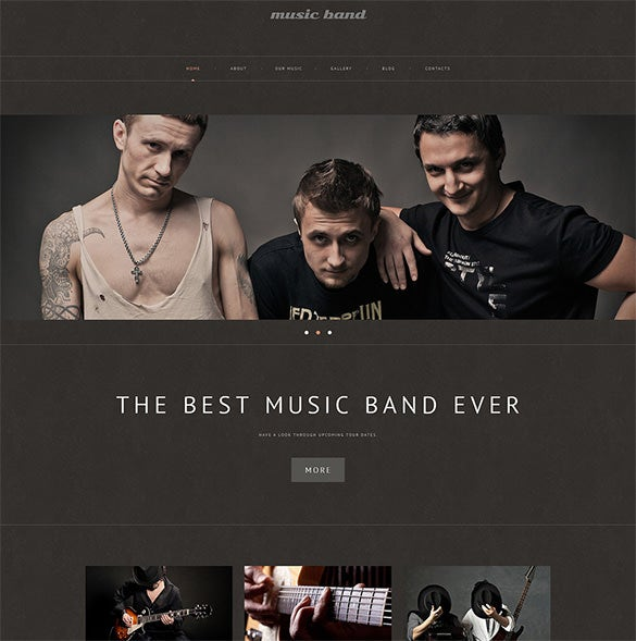 music band responsive wordpress theme 75
