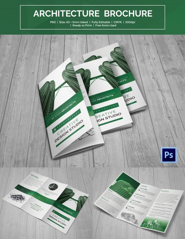 Awesome Home Brochure Design Images