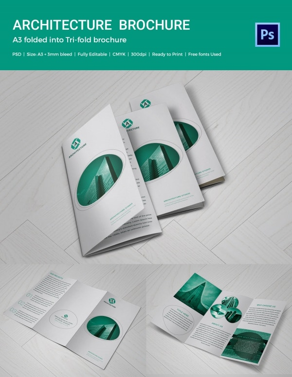 construction brochure design pdf - architecture brochure template 37 free psd pdf eps
